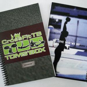 Crossfit TB WOD Buch