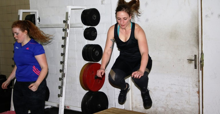 CrossFit TB Bern 869